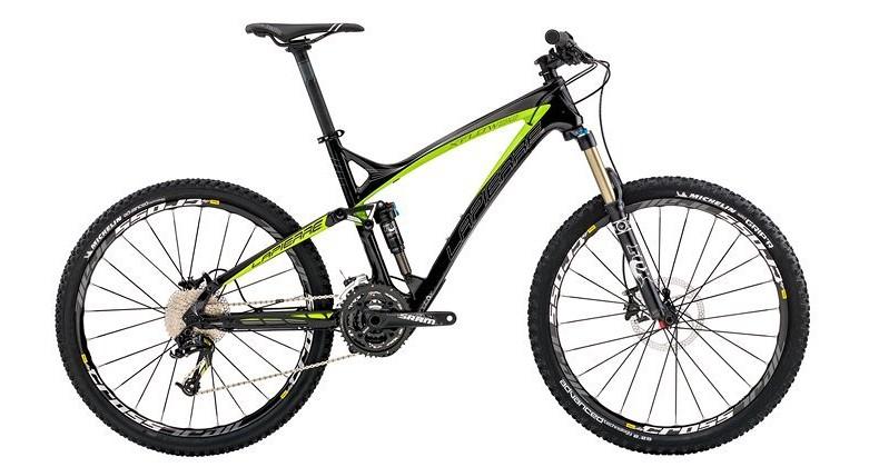2013 Bike - Lapierre X-Flow 512