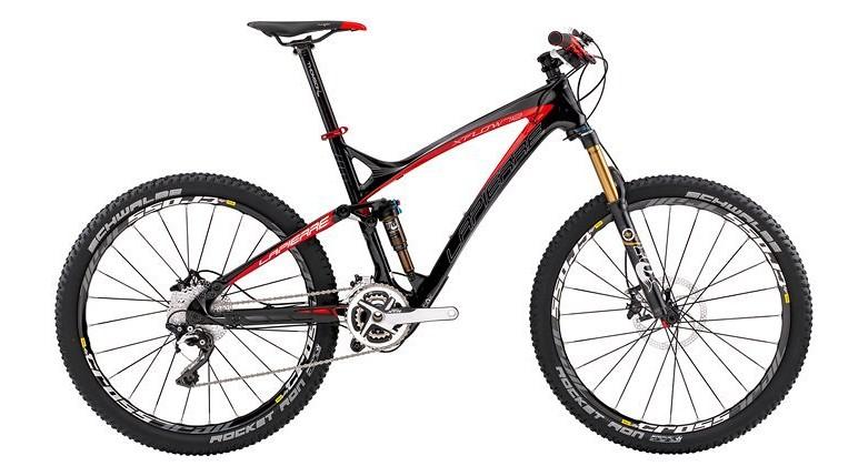 2013 Bike - Lapierre X-Flow 712