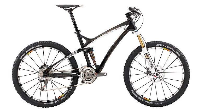 2013 Bike - Lapierre X-Flow 912