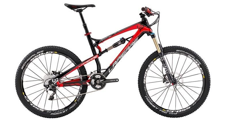 2013 Bike - Lapierre Zesty 714