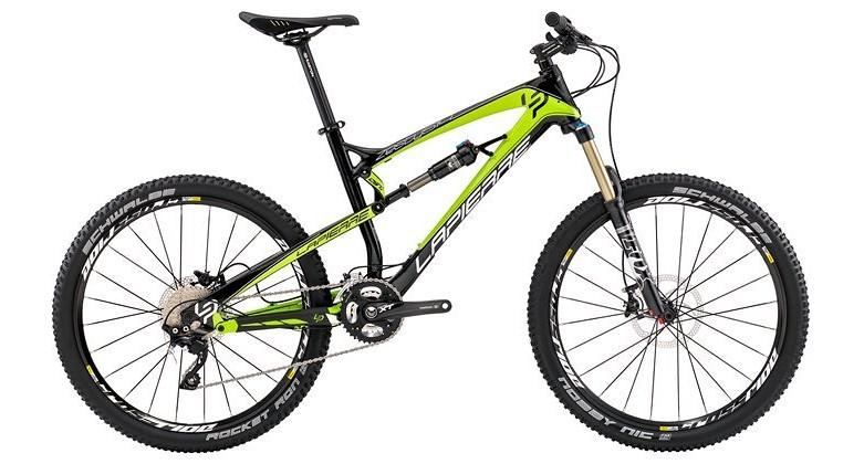 2013 Bike - Lapierre Zesty 514