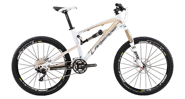 2013 Bike - Lapierre Zesty 314L