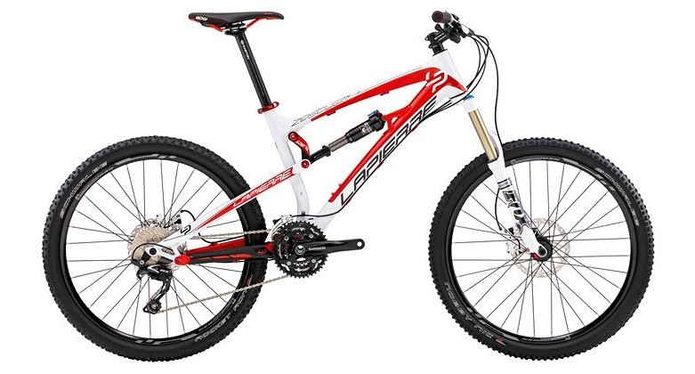 2013 Bike - Lapierre Zesty 214