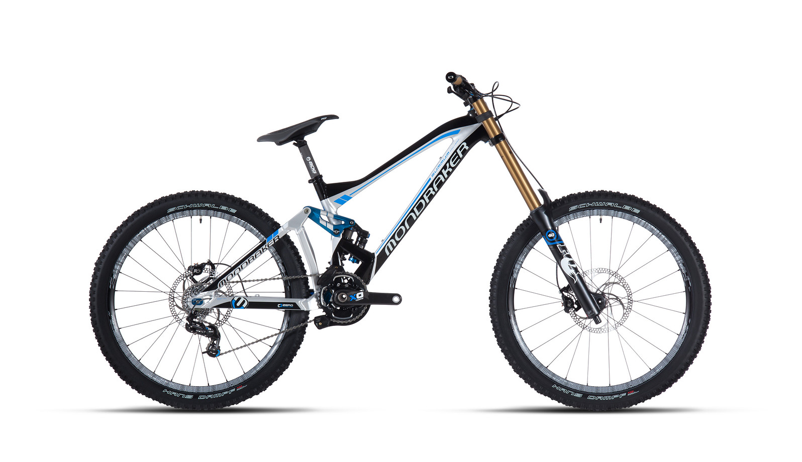 bike - mondraker summum pro team