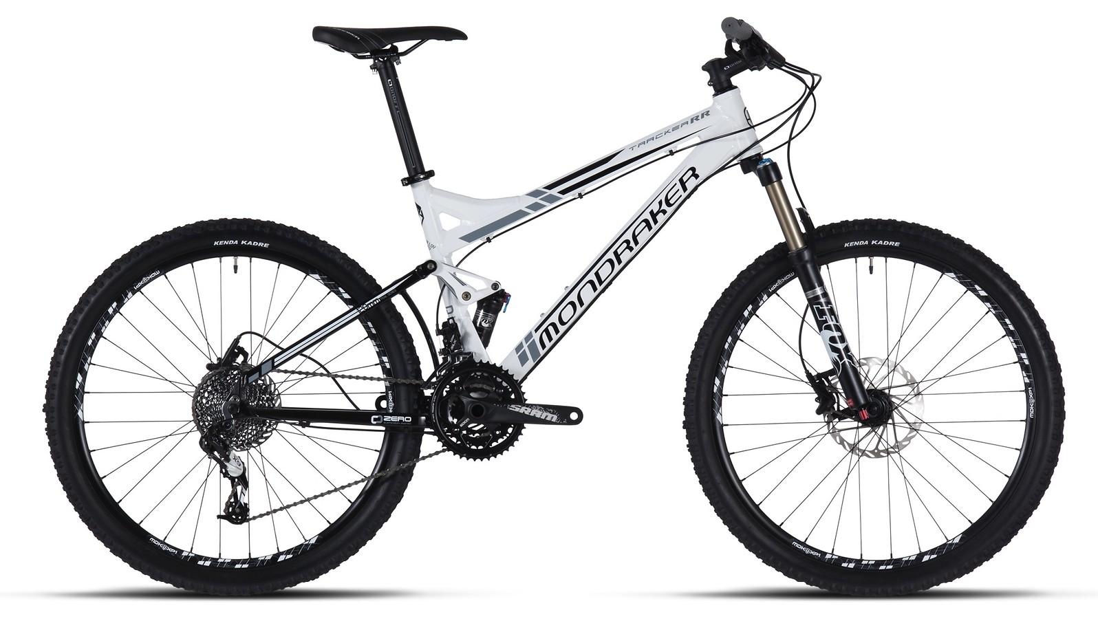 bike - mondraker tracker rr