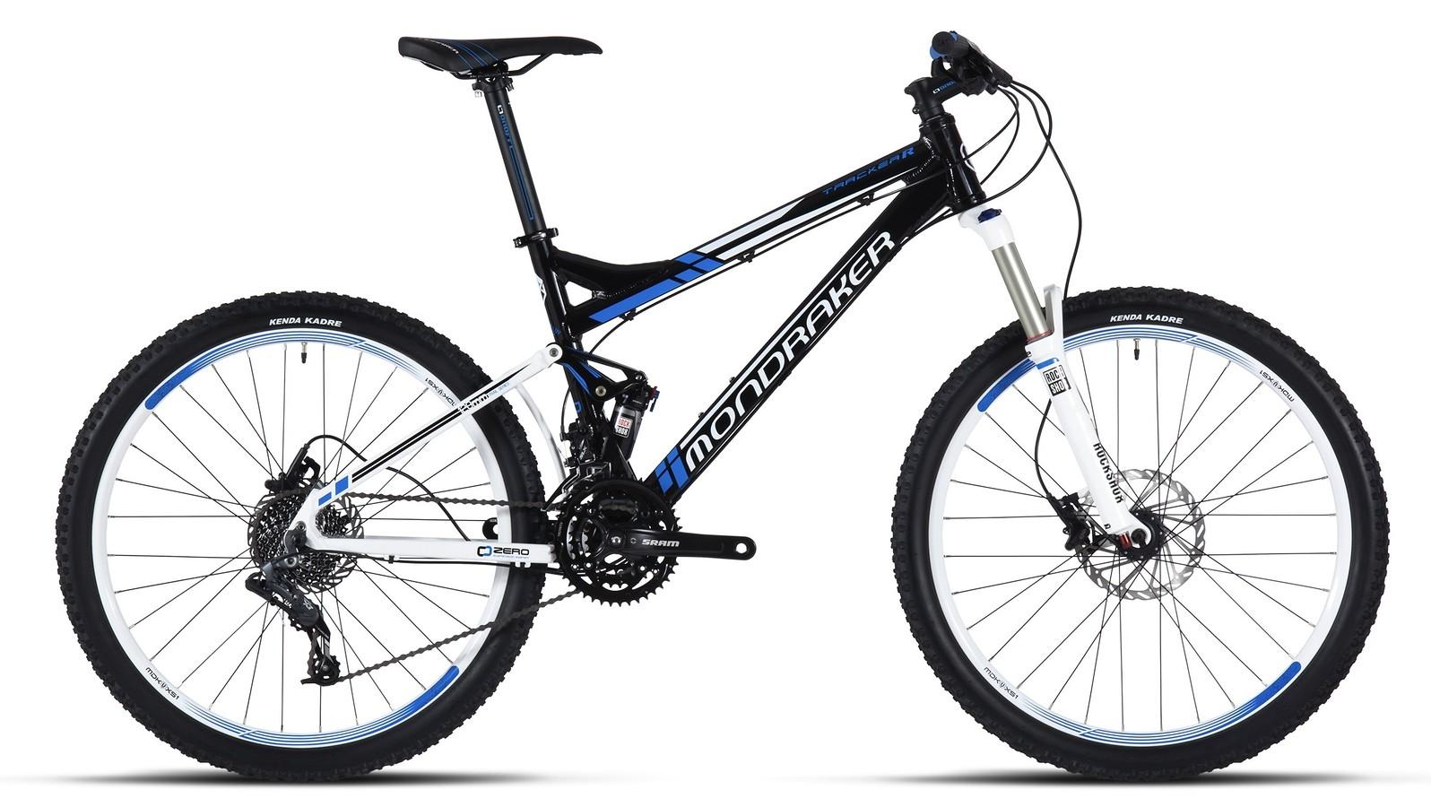 bike - mondraker tracker r