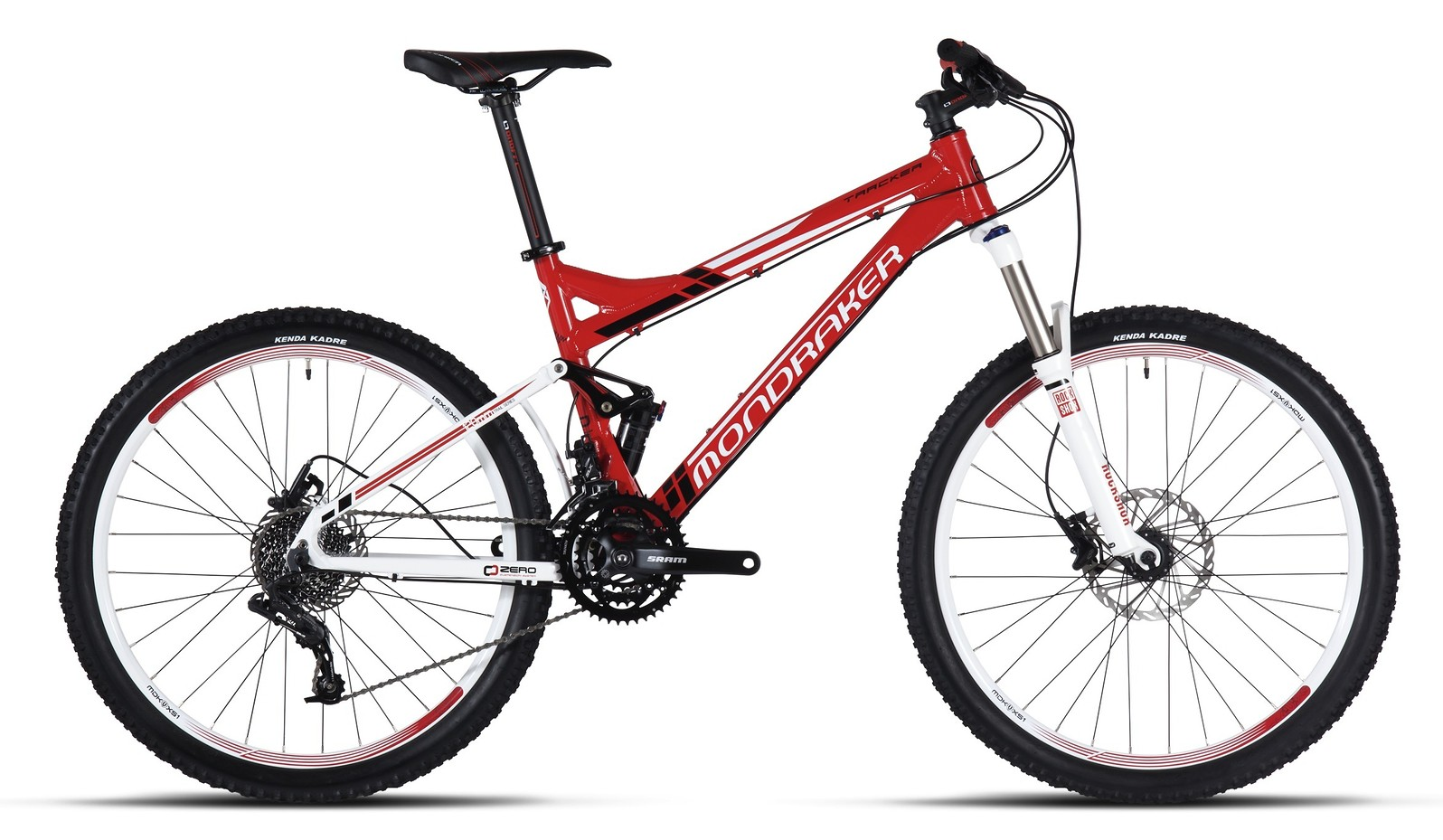 bike - mondraker tracker
