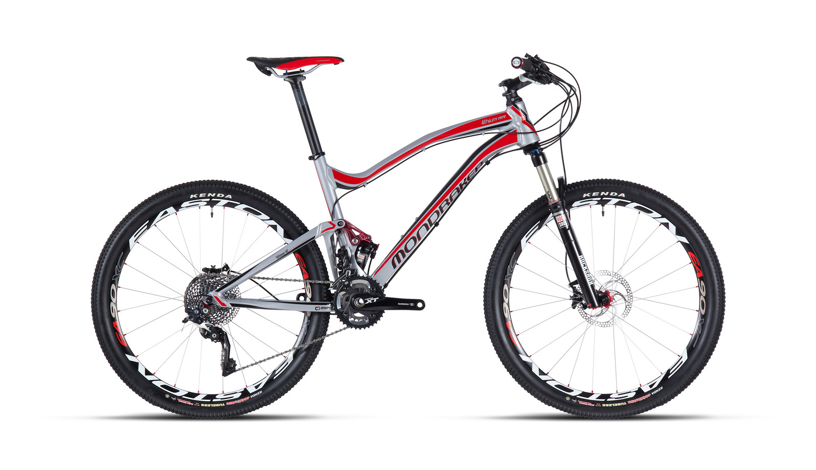 bike - mondraker lithium rr