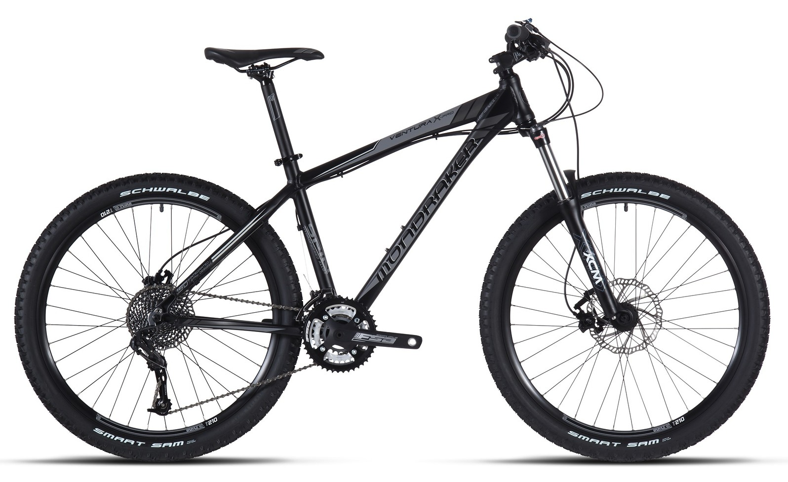 bike - mondraker ventura x-pro