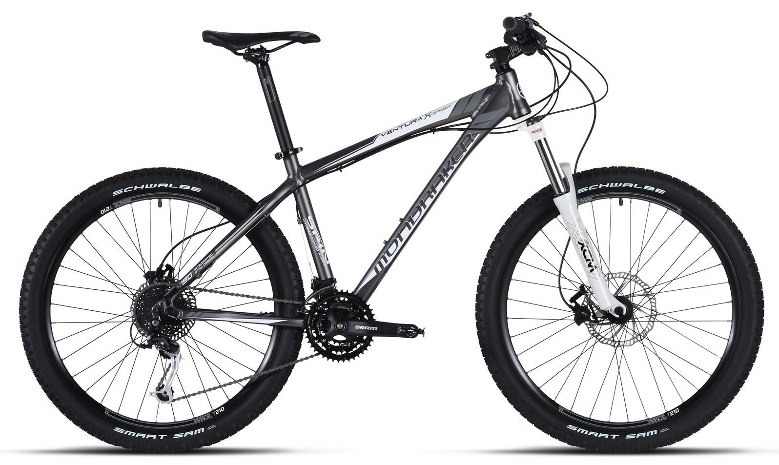 bike - mondraker ventura x-sport