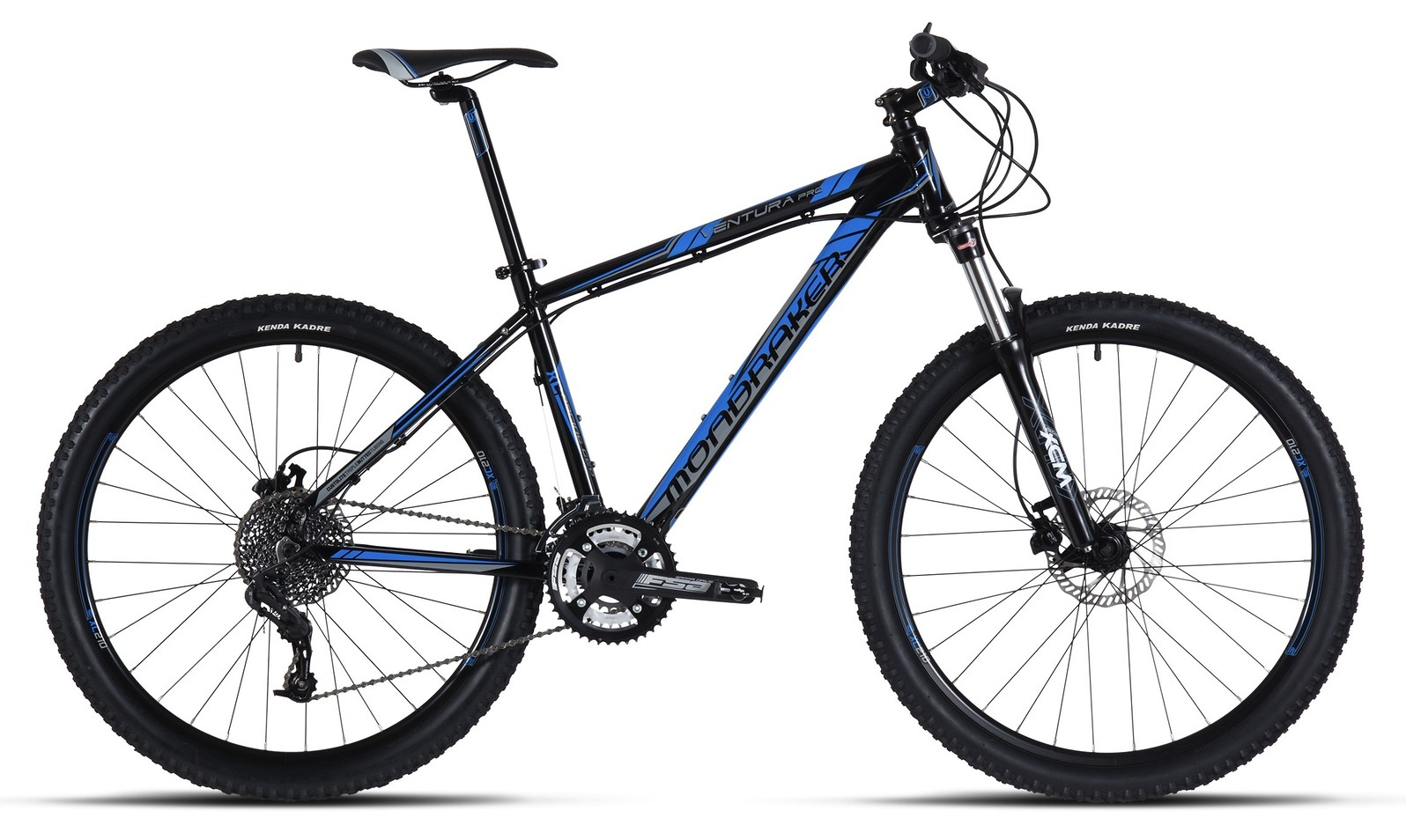 bike - mondraker ventura pro