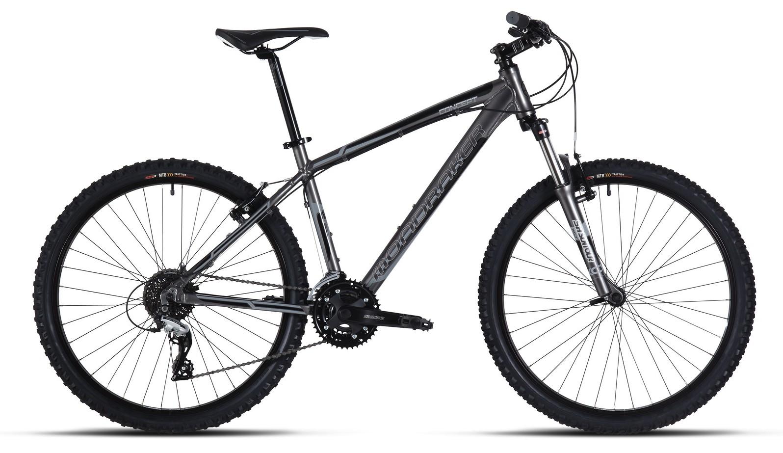 bike - mondraker concept