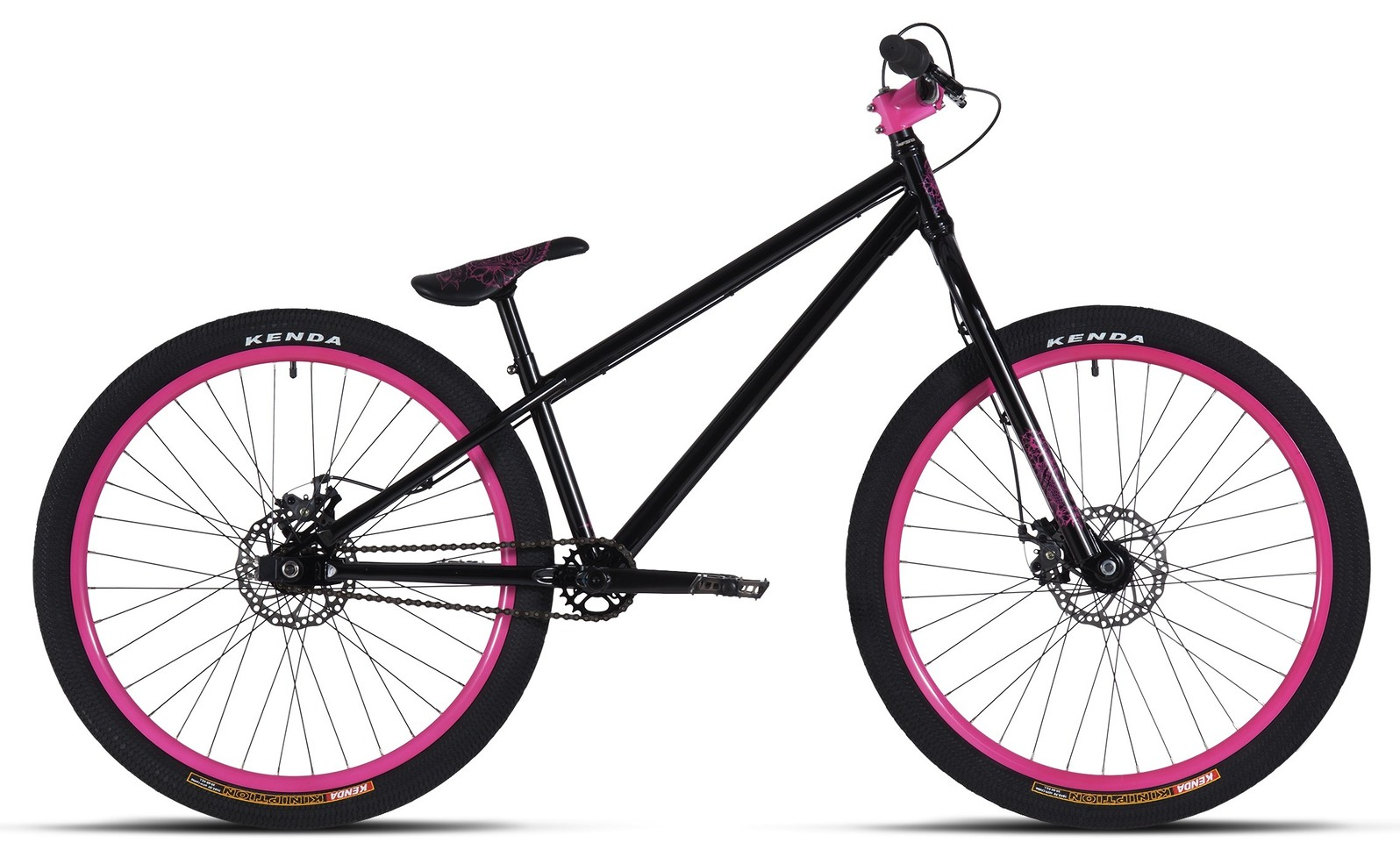 bike - mondraker quarter II