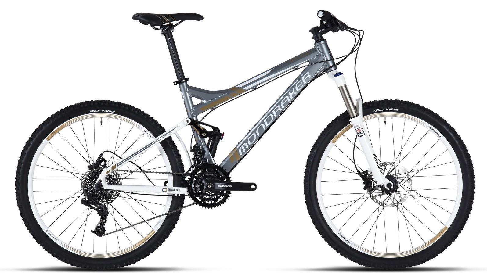 bike - mondraker tracker go (girls only)