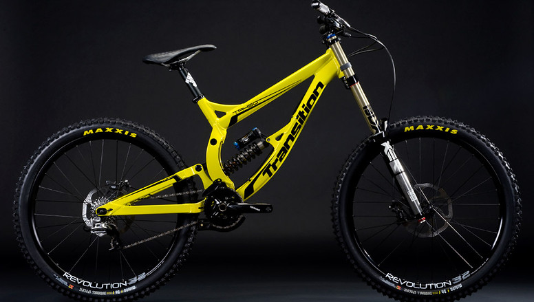 2012 Transition TR450 2 Bike