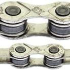 KMC X8 99 Chain Silver