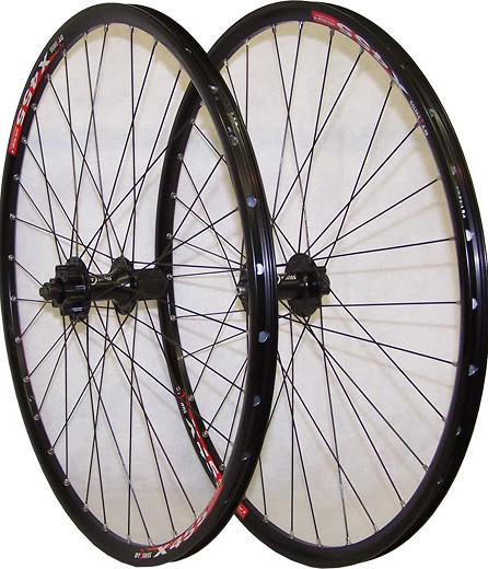 DT Swiss Onyx Hubs with X455 Rims Wheelset - Reviews
