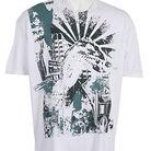 Dragon Monster Mash T-Shirt White