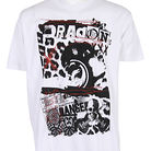 Dragon Hypnotic T-Shirt White