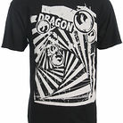 Dragon The Voice T-Shirt Black