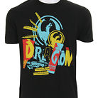 Dragon Grafik Content T-Shirt Black