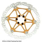 Floating Sawtooth Disc Rotor