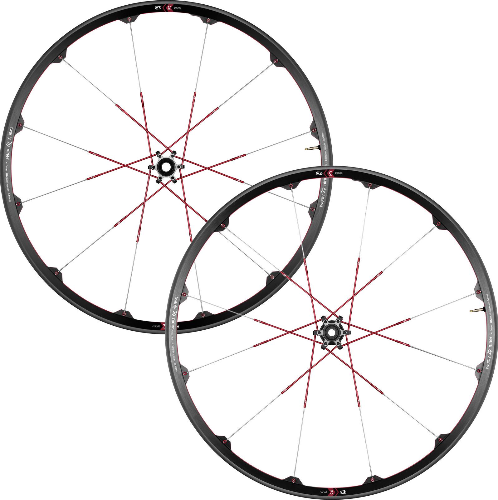 Crankbrothers Cobalt 3 29er Wheelset