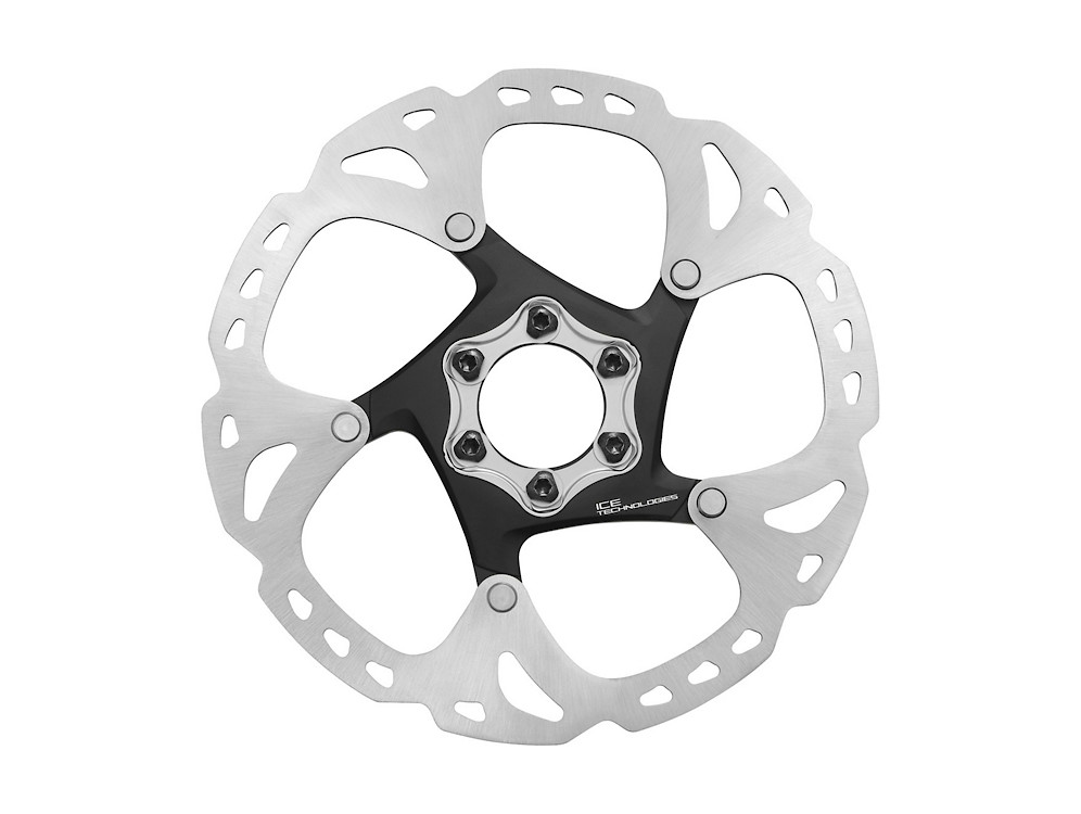 160mm New Shimano Deore XT SM-RT76 Bicycle Bike 6-Bolt Disc Brake Rotor