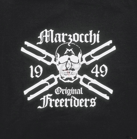 Marzocchi Death To Invaders Hoody  cw409c01blk__lg.jpg
