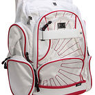 Ogio Legend Backpack White/Red