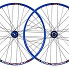 SUNringlé Equalizer/Disc Jockey Am Wheelset