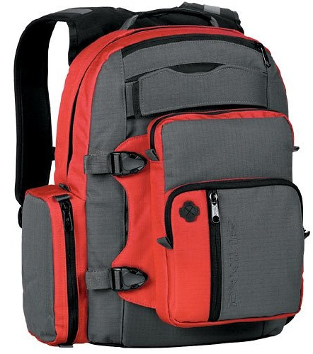 4edc1acfc526e Dakine Switch Backpack Charcoal Red (discontinued)