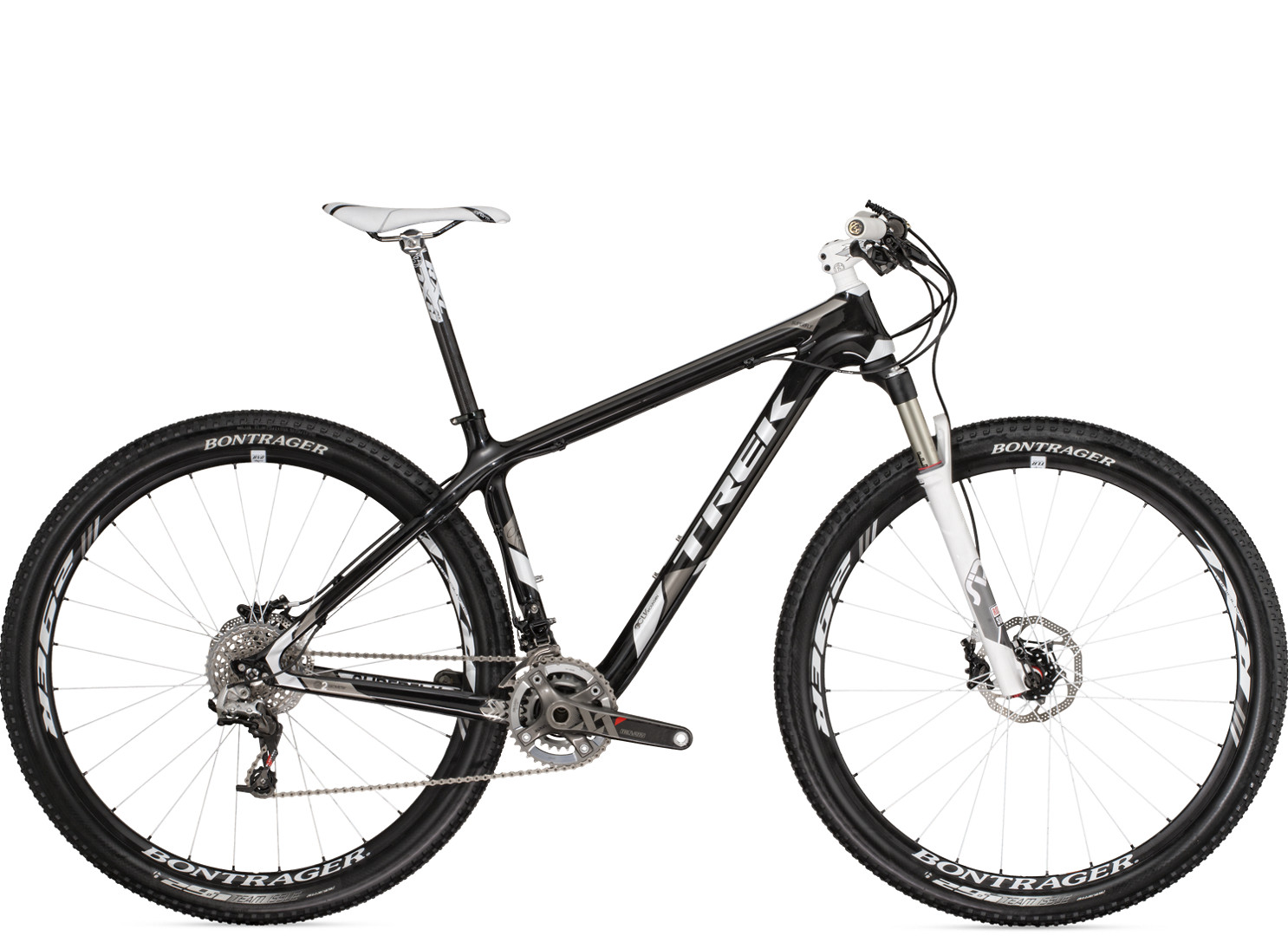 2012 Trek Superfly Pro Bike 23376
