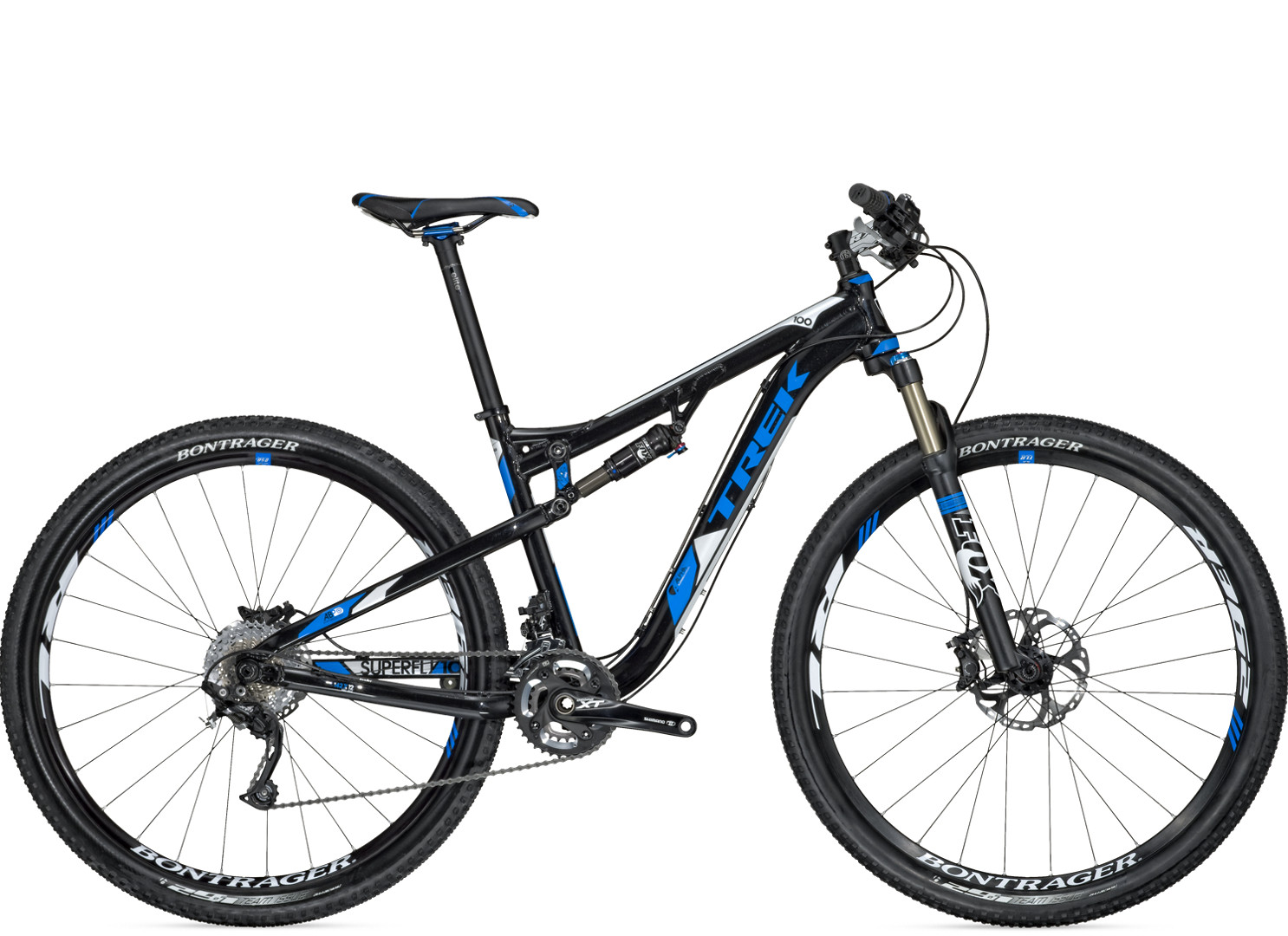 2012 Trek Superfly 100 AL Pro Bike 23375