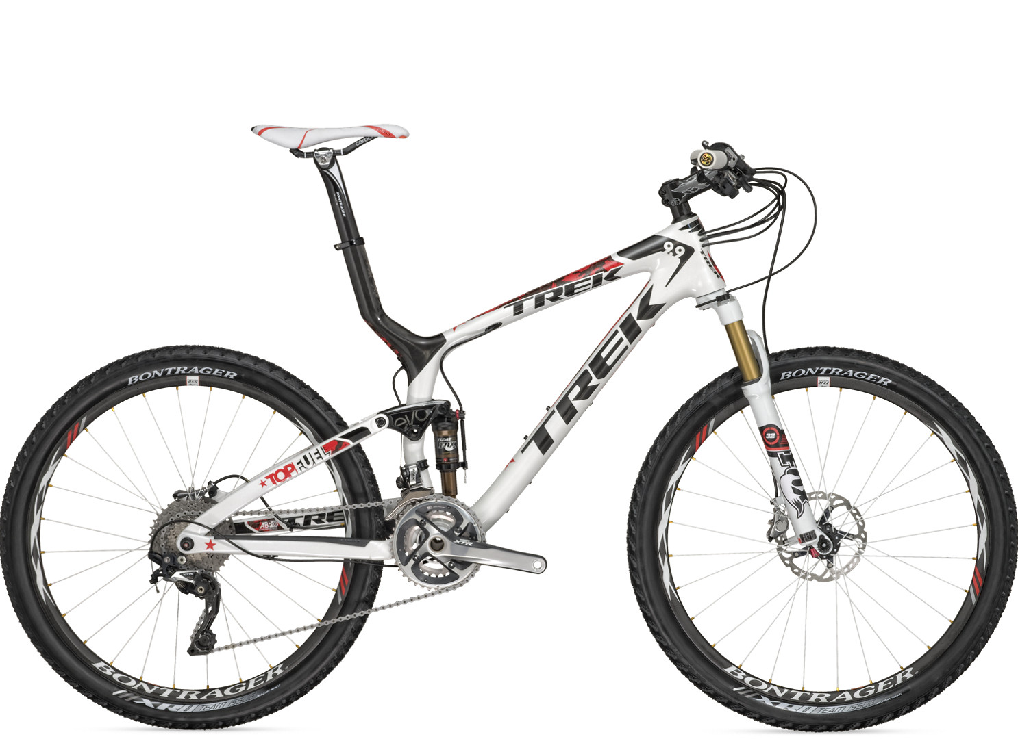 2012 Trek Top Fuel 9.9 SSL Bike 26901