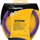 Jagwire Hyper Purple Cable/Housing Kit