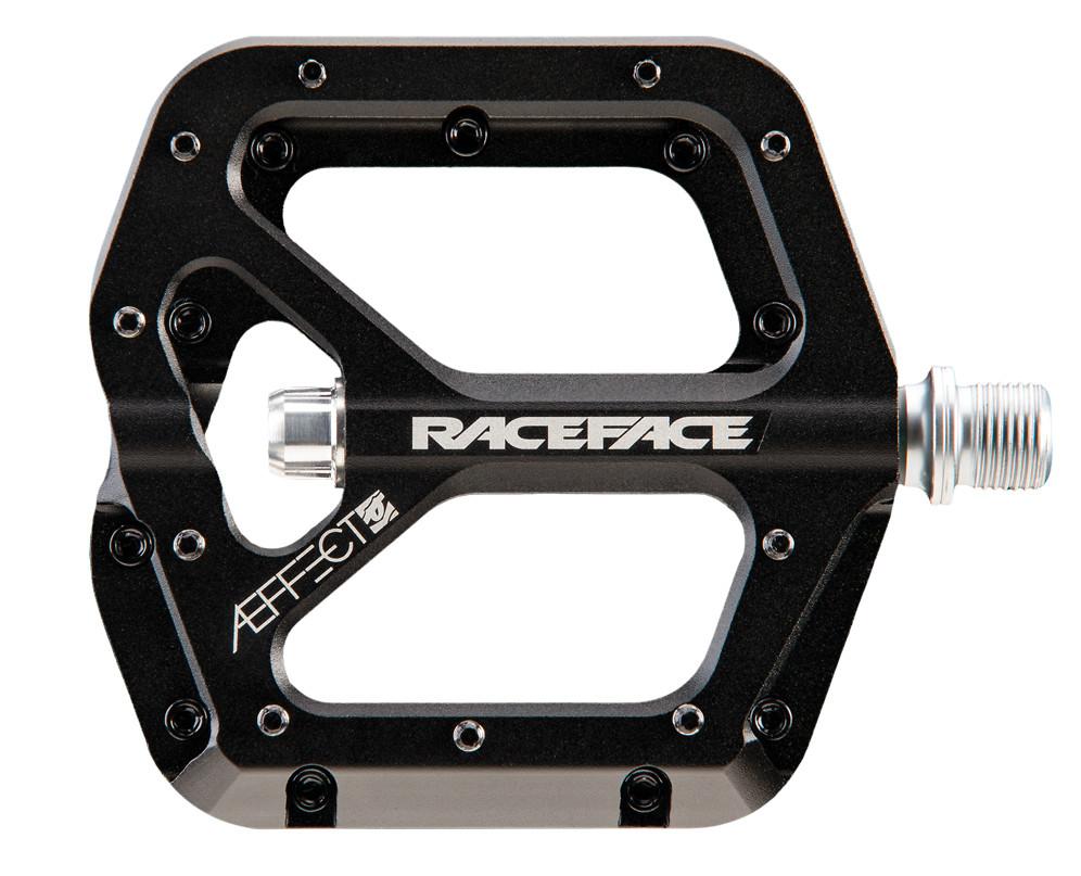 Race Face Æffect Flat Pedal Aeffect_Pedal-Black-top