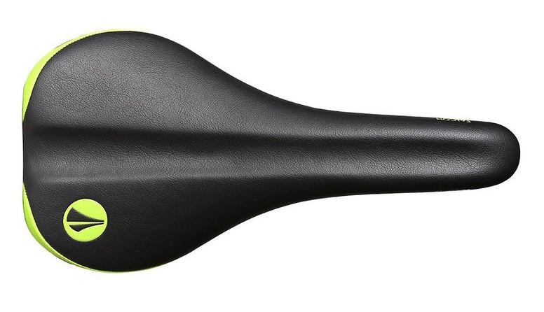 SDG Falcon Ti-Alloy Saddle - Green