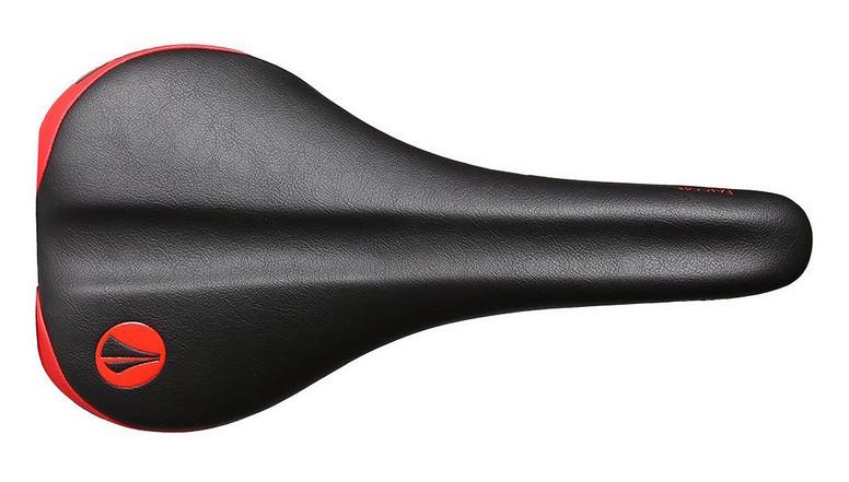 SDG Falcon Ti-Alloy Saddle - Red