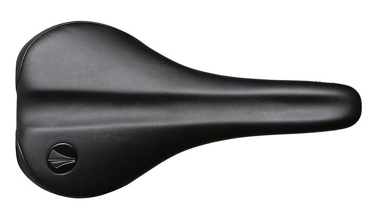 SDG Falcon Cro-Mo Saddle - Black