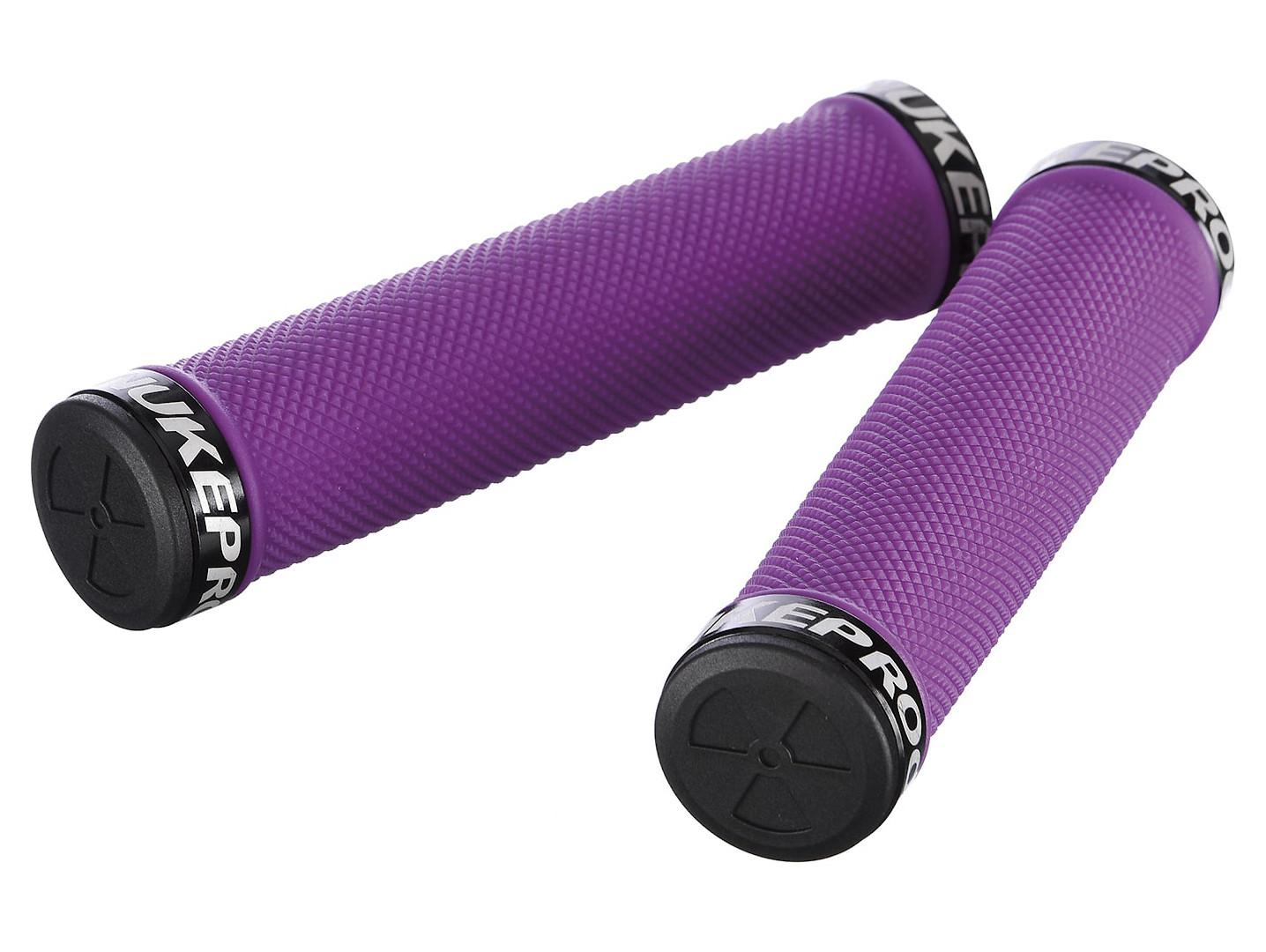 Nukeproof Element knurled grip (purple)