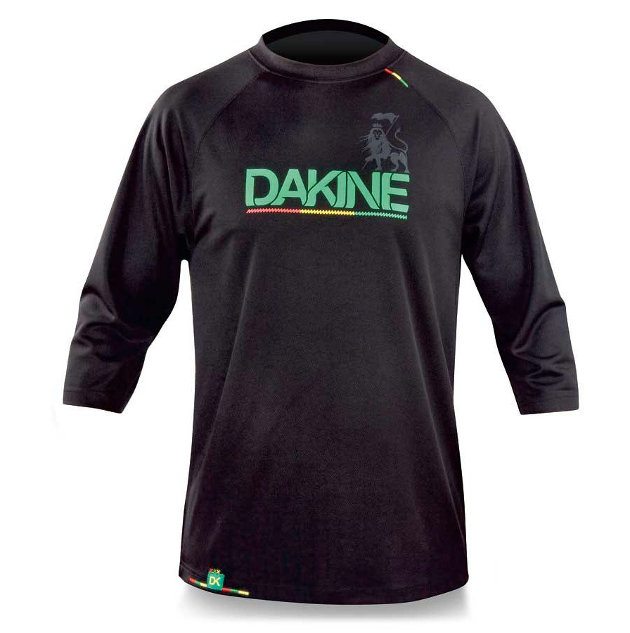 1bb9ec01c Dakine Tour 3 4 Bike Jersey Rasta (discontinued)