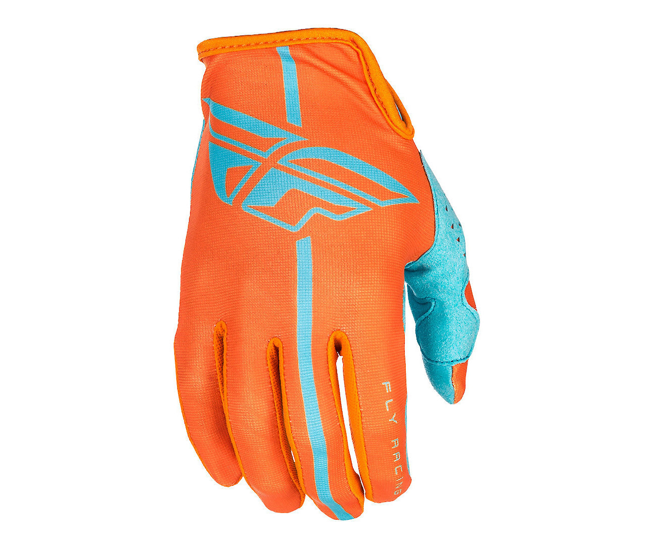 Fly Racing Lite Gloves (orange/blue)