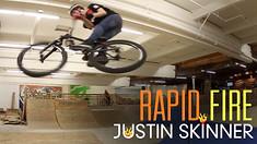 Rapid Fire: Justin Skinner at The Lumberyard