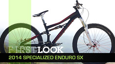 FIRST LOOK: 2014 Specialized Enduro SX
