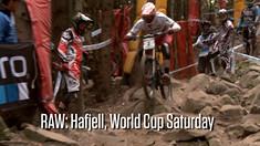 RAW: Hafjell World Cup Rock Smashing Saturday