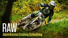 RAW: Adam Brayton Crushing Schladming