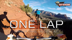 2014 Test Sessions: ONE LAP, Brewer Trail