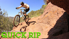 Projekt Roam: Vital Quick Rip - Mingus Mountain, AZ