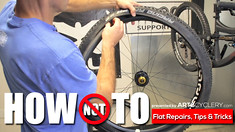 How-To: Flat Repairs, Tips and Tricks with Art's Cyclery